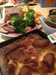 Huge Yorkshire Pudding